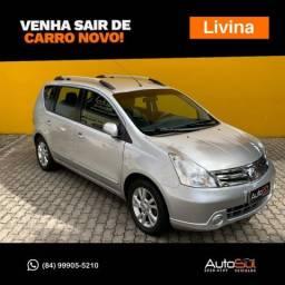 LIVINA 2013/2014 1.8 S 16V FLEX 4P AUTOMÁTICO - 2014