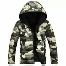 Jaqueta casaco Blusa camuflada