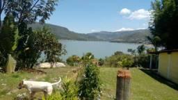 Chácara,rancho no lago de furnas, de frente para Santo Hilário