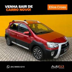 ETIOS CROSS 2014/2015 1.5 16V FLEX 4P MANUAL - 2015
