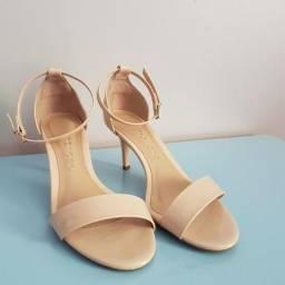 Sandália de salto mariotta