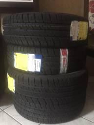 Vendo 4 pneus 185/70 R14 Goodyear Novos com NF