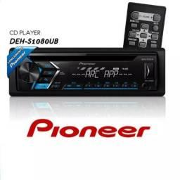 Toca Cd/usb/aux Pioneer Deh-s1080ub + Nota Fiscal + Garantia