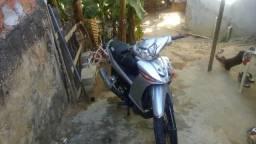 Moto Crypton 115 cc - 2010