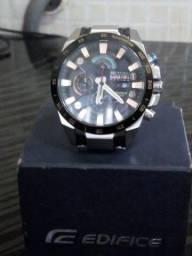 33c2f9e5d10 Relógio casio edifice edição limitada red bull