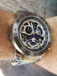 970ba17eafa Relógio Bvlgari Esqueleto