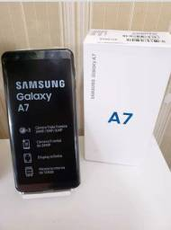 Lançamento Galaxy A7 128GB