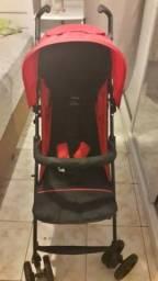 Carrinho de Bebê Passeio Burigotto Sprinter-4 Posições
