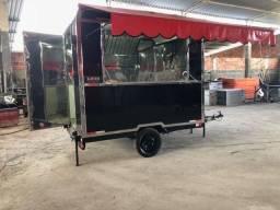 Food trailer lulla carretas -manilha-