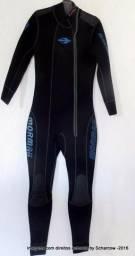 Roupa Neoprene Long John - 5mm Mormaii -p/ Esportes Aquáticos