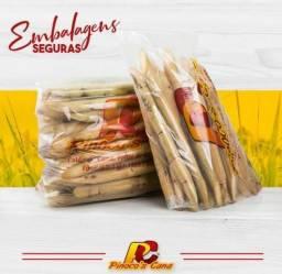 Cana Embalada e Sanetizada - Pacote 20kg - Rende 12 litros