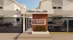 Apartamento com 2 dormitórios sendo 1 suíte à venda, 70 m² por R$ 195.000 - Plano Diretor