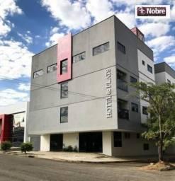 Flat com 1 dormitório para alugar, 40 m² por R$ 3.960/mês - Quadra 103 Sul - Palmas/TO