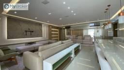 Apartamento com 4 dormitórios à venda, 336 m² por R$ 3.000.000,00 - Jardim Goiás - Goiânia