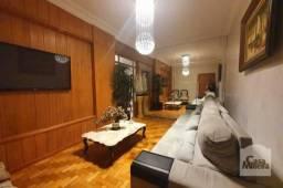 Apartamento à venda com 3 dormitórios em Centro, Belo horizonte cod:268432