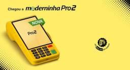 Moderninha Pro 2 PagSeguro<br><br>
