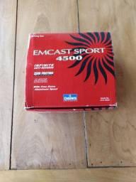 Molinete Emcast Sport 4500 - Em Excelente estado de conservação