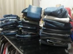 Calça Jeans para bazar