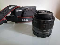 Canon mirrorless para videomakers e fotografia sem chamar atenção.