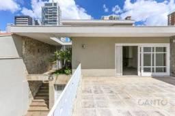 Casa comercial para alugar em ótima localização no Batel, 291 m² por R$ 7.500/mês - Batel