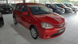 2. Toyota Etios 1.3 X 2016 - Oferta imperdível!