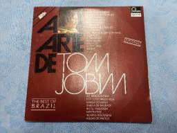 Vinil A Arte de Tom Jobim (Álbum Duplo)