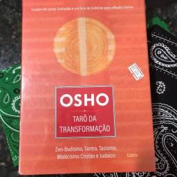 Livro osho tarô da transformação