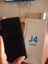 Vendo j4 core novo com nota fiscal