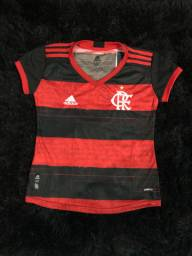 Camisa Flamengo I 20/21 - Feminina