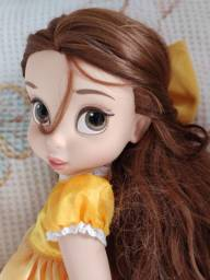 Boneca Belle Animators Original Disney Store