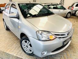 Toyota / Etios X 1.3 Flex (Completo)