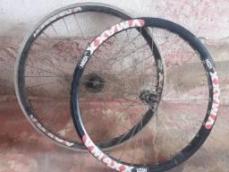 Vendo roda de bicicleta  24 vmax