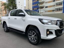 Hilux SRV 4x2 Flex 2019