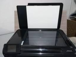 Impressora jato de tinta com scaner HP