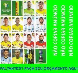 Figurinhas Copa América 2019 / 2021