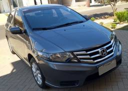 Honda City Sedan LX 1.5 Flex 16V 4p Aut - 2013