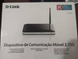 Roteador de comunicação móvel 3.75G