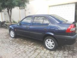 Fiesta sedan Zetec rocam 1.6 2002/3 completo