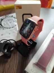 Smartwatch w34s iwo 8 lite pro atualizado 2020