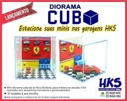 Diorama Cubo