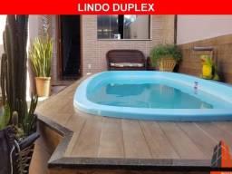 L.I.N.D.A Casa Duplex em São Conrado à 10 minutos do Centro Vila Velha Cod. 012
