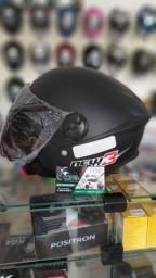 Promoção capacete new liberty three no dinheiro