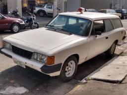 Caravan ambulância 1989 Álcool $6990