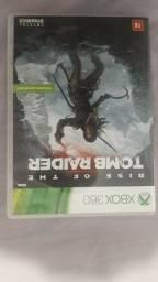 Jo Rise of THE Tomb Raider original  Xbox 360