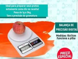 Balança de pesar alimentos