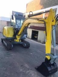 <br>Mini Escavadeira Wacker Neuson 3503<br>