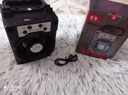 Promoção caixa de som Bluetoothpen drive facilito até It Center líder da Pedreira
