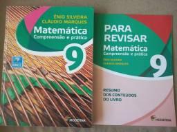 Livro de Matemática Compreensão e Prática, 9°ano.