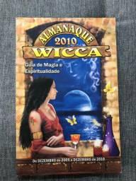 Livro Almanaque 2010 WiiCA, Guia de Magia e Espiritualidade