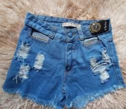 Vendo bermuda Jeans nova